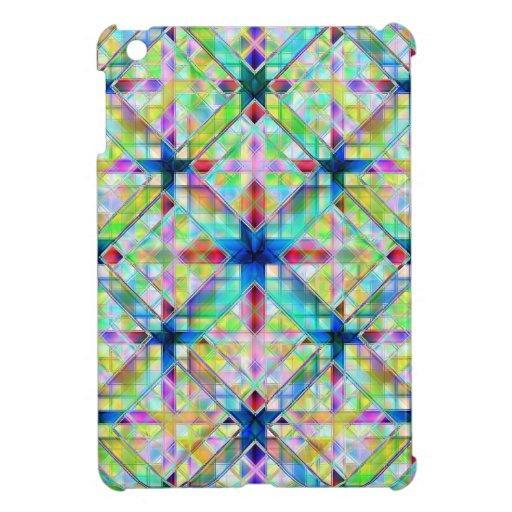 Colorful Glass iPad Mini Cover