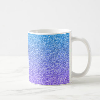 Colorful Glitter And Sparkles Pattern Mug
