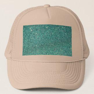 Colorful Glitter Shiny Diamonds Trucker Hat