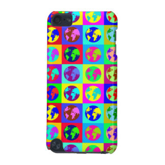 Colorful Globes iPod Touch 5G Cover