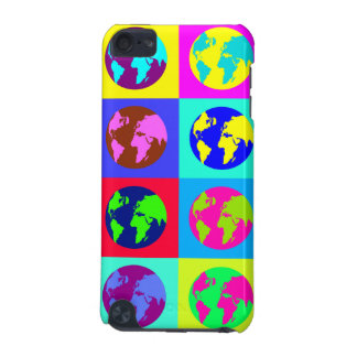 Colorful Globes iPod Touch 5G Case