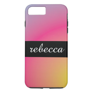 colorful gradient iPhone 8 plus/7 plus case