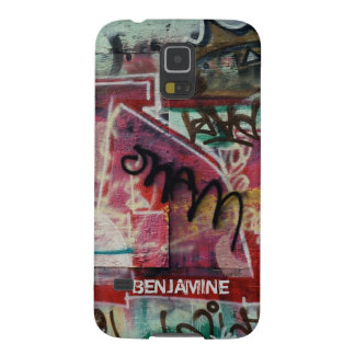 Colorful Graffiti Street Grunge Art Galaxy S5 Cover