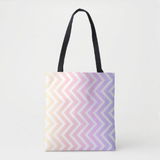 Colorful Graphic Pattern Tote Bag