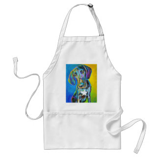 Colorful GREAT DANE Standard Apron
