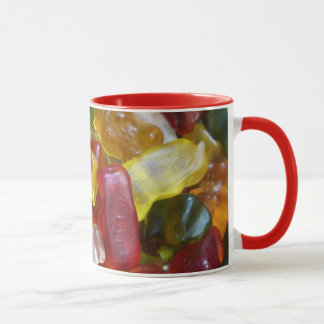 Colorful Gummie Candy Mug