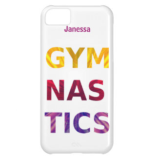 Colorful Gymnastics iPhone 5C Case