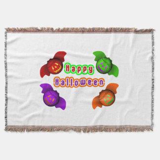Colorful Halloween Baseball Bats