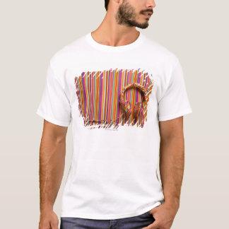 Colorful Headphones T-Shirt