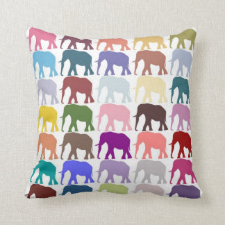 Colorful Herd Cushion