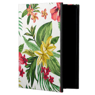 Colorful Hibiscus Pattern Powis iPad Air 2 Case