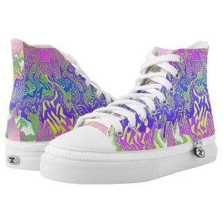 Colorful♥ High Tops