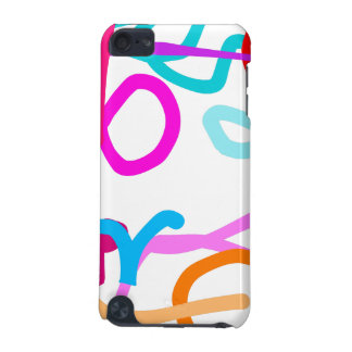 Colorful Hospitality iPod Touch 5G Cover