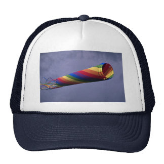Colorful Huge and colorful windsock Cap