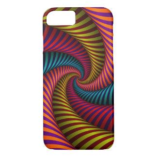 Colorful hypnotic Case