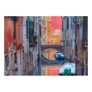 Colorful Impression Of Venice Italy Pack Of Chubby Business Cards