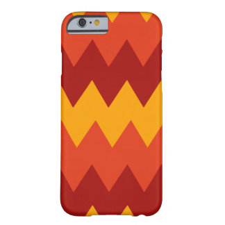 Colorful Indian Rug Pattern Barely There iPhone 6 Case
