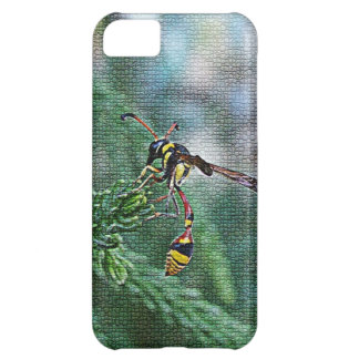 colorful insect iPhone 5C cover