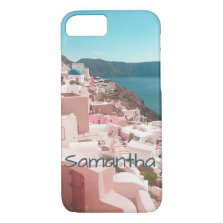 Colorful Island Personalised iPhone 8/7 Case