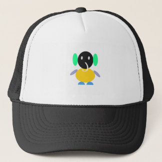 colorful Jumbo Trucker Hat