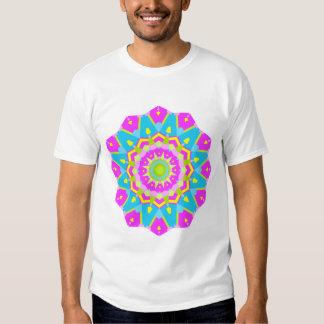 Colorful Kaleidoscope 01 Tshirt