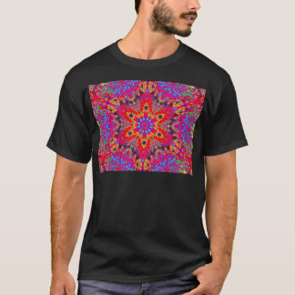 Colorful Kaleidoscope: T-Shirt