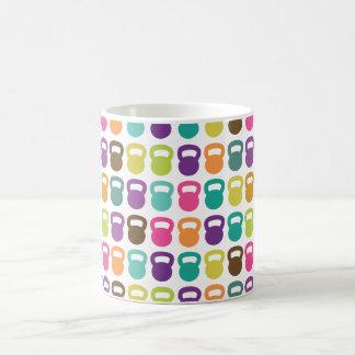 colorful Kettlebells For Coffee Mug