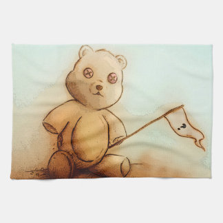 Colorful kitchen towel - Teddy