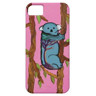 Colorful Koala on Iphone iPhone 5 Covers