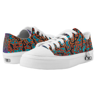 Colorful Labyrinth♥ Low Tops