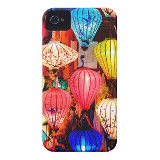 Colorful lanterns Case-Mate iPhone 4 case