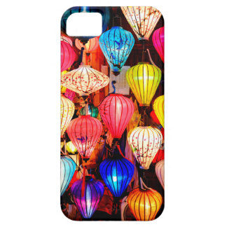 Colorful lanterns iPhone 5 cover
