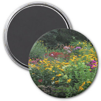 Colorful Late Summer Gardens! Magnet