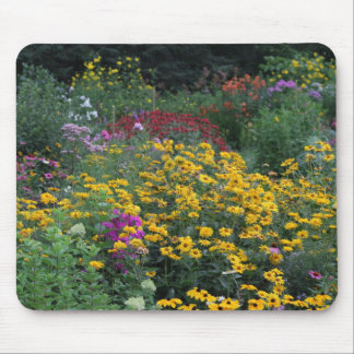 Colorful Late Summer Gardens! Mouse Pad