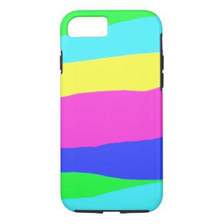 Colorful Layers Bold Fun iPhone 7 Case