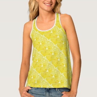 Colorful Lemony Goodness 4Cece Singlet