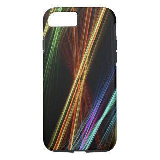 Colorful Light Rays iPhone 7 Case