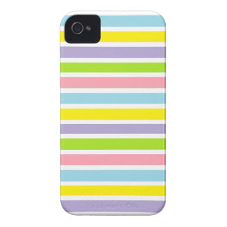 Colorful Lines iPhone 4 Case-Mate Cases