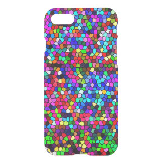Colorful Little Polygons iPhone 7 Case