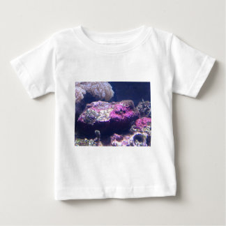 Colorful Live Rocks Baby T-Shirt