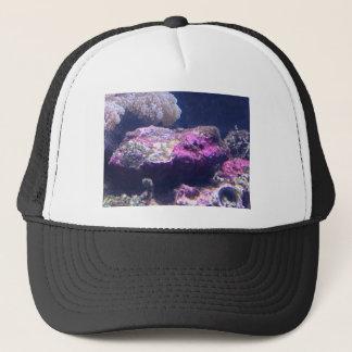 Colorful Live Rocks Trucker Hat