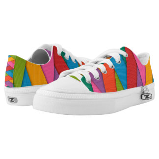 Colorful Low Tops