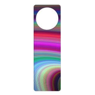 Colorful Lust Door Hanger