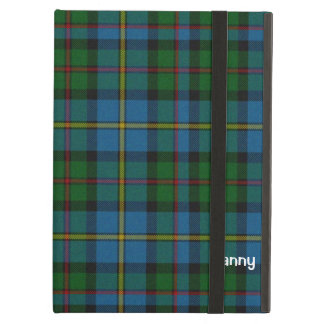 Colorful MacLeod Plaid Custom iPad Air 2 Case