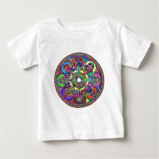 Colorful Mandala Baby T-Shirt