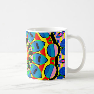 Colorful Mandala Basic White Mug