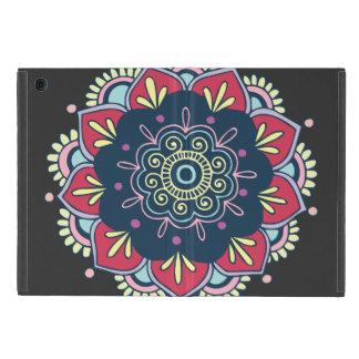 Colorful Mandala Design iPad Mini Case