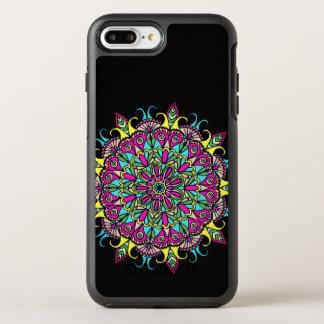 Colorful Mandala Design OtterBox Symmetry iPhone 8 Plus/7 Plus Case