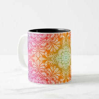 Colorful Mandala Pattern Mug