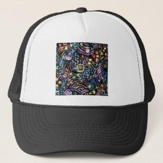 Colorful Maze 1 Trucker Hat